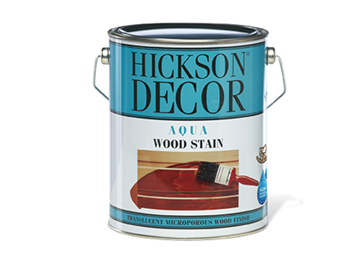 Hickson Decor® Aqua Wood Stain