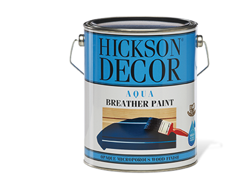 Hickson Decor® Aqua Breather Paint