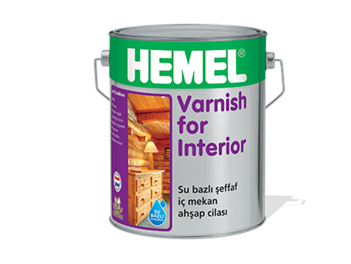 HEMEL® Varnish for Interior
